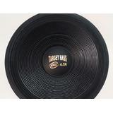 Eros Target Bass 4.5k 18 4 Ohms - Reparo Alto Falante + Cola