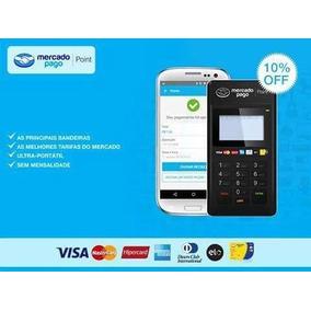 Maquininha Maquina Leitor Cartão Crédito / Débito Point Mini