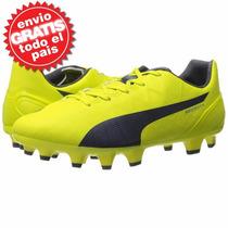 Guayos Puma Evospeed 4.4 Us6.5(23cm)col35 Ultraliger + Envio