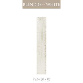Porcelanato Legni Exotica Blend White Ilva 1° Calidad Tabla