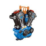 Hot Wheels - Motor Radical - Monte E Desmonte