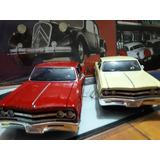 Chevy Malibu Ss 1965 Esc 1:24