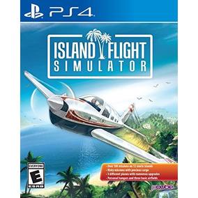 Ilha Vôo Simulador - Playstation 4