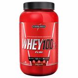 Whey Protein 100% Pure 907g - Integral Medica - Promoção