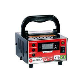 Carregador De Bateria Automático 5a - 12v - Bivolt