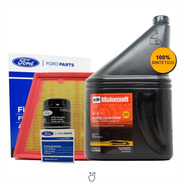 Kit Filtros Aceite + Aire + 5w30 X 4 Lts Ford Ecosport 1.5