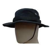 Sombrero Jungla Monte Tactico Bonnie Hat Negro