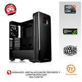 Pc Computador Gamer Intel Core I7 8700 Video Nvidia Gtx1080