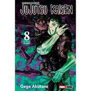 Manga - Jujutsu Kaisen 08 - Xion Store