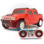 Auto Jeep Camioneta Hummer Control Remoto Full R/c Oferton!!