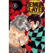 Demon Slayer Kimetsu No Yaiba Ivrea Manga Tomos Varios C/u