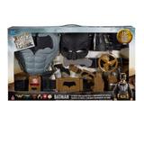 Kit De Equipamiento De Batalla Batman Dc Liga De La Justicia