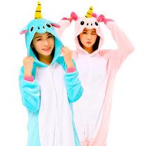 Unicornio Kigurumi Pijamas Kawaii Moda Japonesa Anime Cospla