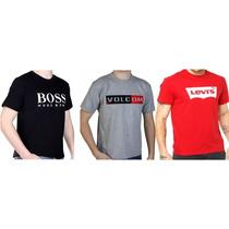 Kit 10 Camiseta Masculina Tamanho Grande Tamanho Especial Xg