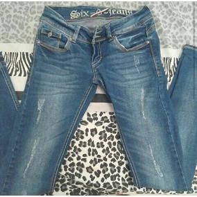 Pantalon Six Jeans Talla 26