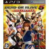 Dead Or Alive 5 Ultimate Ps3 Digital