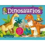 Libro Infantil De Dinosaurios Pasta Dura Winbook Envio Dhl
