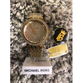 Relógio Michael Kors Mk3438 Super Slim, Cravejado, Original. R  896 44. 12x  R  74 sem juros c93482454a