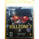 Kill Zone 2 - Fisico - Ps3