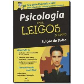 Psicologia Para Leigos - (ed. Bolso),cash, Adam