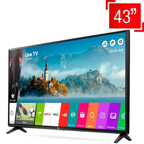 Smart Tv 43 Lg Lj5500 Fhd Web Os 3.0