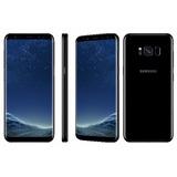 Celular Samsung S8 G950fd 64gb Negro Midnight Nuevo