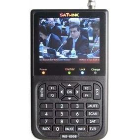 Localizador De Satélite Antena Ds 6906 Com Nf
