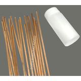Varillas Plata Soldar Cobre - Pack 24 Varillas + Borax