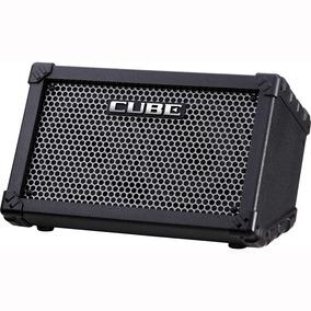 Roland Cube Street 5-w 2 X 6.5 Amplificador Con Bateria