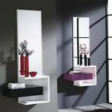 Peluqueria Mueble Consolas Recibidores Con Su Espejo
