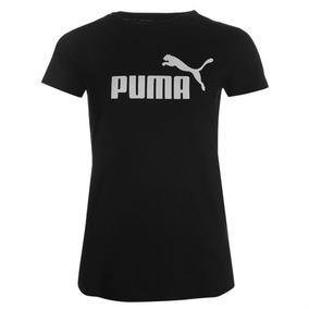 Polera Marca Puma Mujer,talla Xs,color Negro,importada !!!