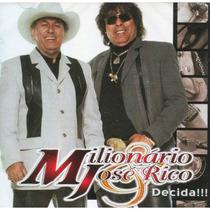 Milionário & José Rico - Decida - Vol. 27