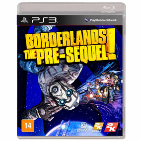 Jogo Borderlands: The Pre-sequel! Ps3 - 2k