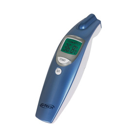 Termômetro De Testa Sem Contato G-tech Display Digital