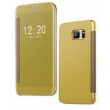 Funda Samsung S8 S8 + Plus Espejada Flip Cover