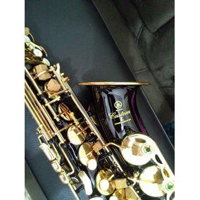 Sax Alto Yamaha Yas-82z Preto/ouro - Mib - Pronta Entrega!!