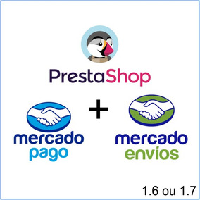 Modulo Prestashop Mercadopago + Mercadoenvios Mercado Envios