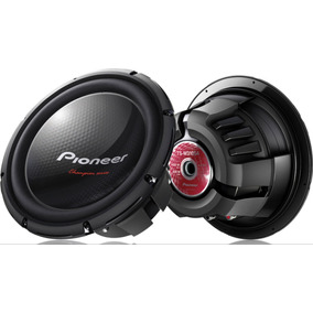 Subwoofer Pioneer Ts W310s4 1400watts 400rms Original