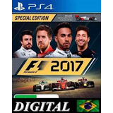 F1 17 Formula 1 2017 | Envio Ja | Pt-br | Ps4 1 | Lançamento