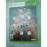 The Voice I Want You Xbox 360