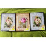 Album Fotos Diseño 100 C/u Tipo Libro 10x15 Cms 3 Unidades
