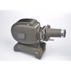 Projetor Slides Leica Prado 250 Com 2 Objetivas Ótimo Estado
