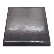 Antepecho Ram Negro Brillante 14,5x14,5 Terminacion Ventana