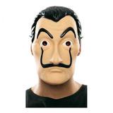 9 Máscara La Casa De Papel - Salvador Dalí