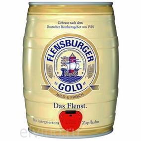 Cerveja Flensburger 5 Litros (barril)