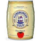 Cerveja Flensburger/heineken 5 Litros (barril)