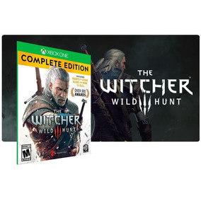 The Witcher 3 Wild Hunt Complete Edition Xbox One Offline
