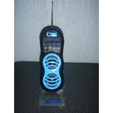 Mini Parlante Para Usb Y Micro Sd - Radio Fm Dk-28