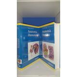 Anatomia Humana Latarjet 2tomos 4°ed C/cd Edit Panamericana