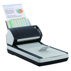 Escaner Fujitsu Fi-7260 Led Adf Duplex 80 Hojas 60ppm Oficio